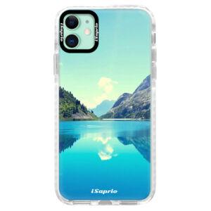 Silikonové pouzdro Bumper iSaprio - Lake 01 - iPhone 11