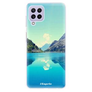 Odolné silikonové pouzdro iSaprio - Lake 01 - Samsung Galaxy A22