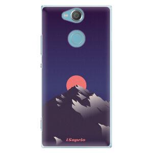 Plastové pouzdro iSaprio - Mountains 04 - Sony Xperia XA2