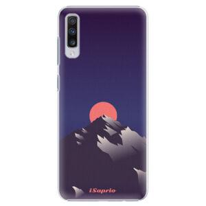 Plastové pouzdro iSaprio - Mountains 04 - Samsung Galaxy A70