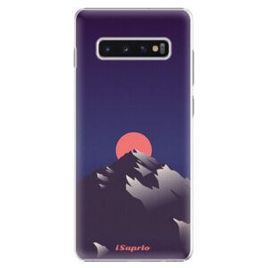 Plastové pouzdro iSaprio - Mountains 04 - Samsung Galaxy S10+