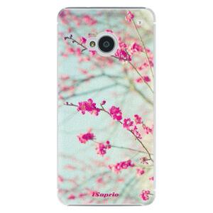 Plastové pouzdro iSaprio - Blossom 01 - HTC One M7