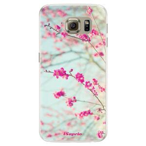 Silikonové pouzdro iSaprio - Blossom 01 - Samsung Galaxy S6