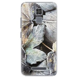 Plastové pouzdro iSaprio - Old Leaves 01 - Asus ZenFone 3 Max ZC520TL