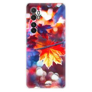 Odolné silikonové pouzdro iSaprio - Autumn Leaves 02 - Xiaomi Mi Note 10 Lite
