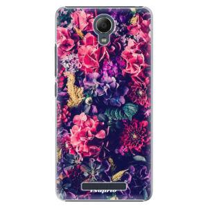 Plastové pouzdro iSaprio - Flowers 10 - Xiaomi Redmi Note 2