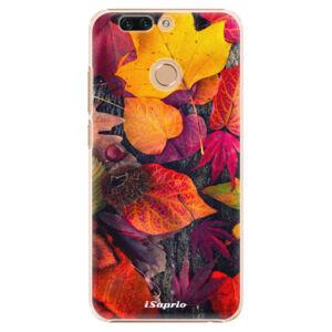 Plastové pouzdro iSaprio - Autumn Leaves 03 - Huawei Honor 8 Pro