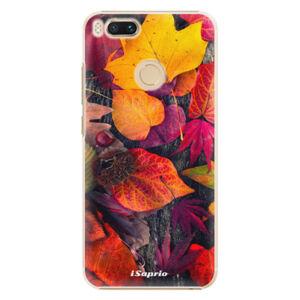 Plastové pouzdro iSaprio - Autumn Leaves 03 - Xiaomi Mi A1