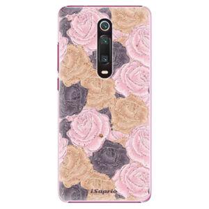 Plastové pouzdro iSaprio - Roses 03 - Xiaomi Mi 9T