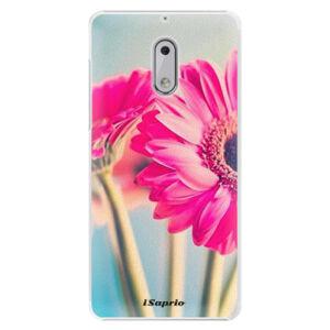 Plastové pouzdro iSaprio - Flowers 11 - Nokia 6