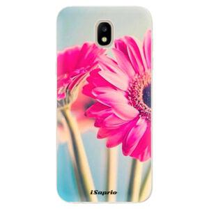 Odolné silikonové pouzdro iSaprio - Flowers 11 - Samsung Galaxy J5 2017