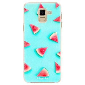 Plastové pouzdro iSaprio - Melon Patern 10 - Samsung Galaxy J6