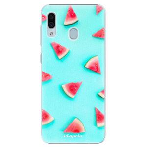 Plastové pouzdro iSaprio - Melon Patern 10 - Samsung Galaxy A30
