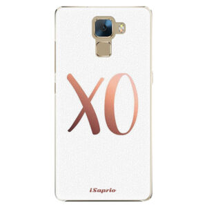 Plastové pouzdro iSaprio - XO 01 - Huawei Honor 7