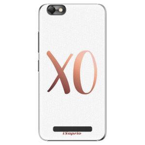 Plastové pouzdro iSaprio - XO 01 - Lenovo Vibe C