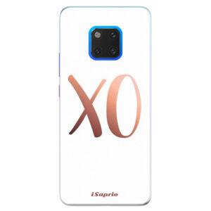 Silikonové pouzdro iSaprio - XO 01 - Huawei Mate 20 Pro