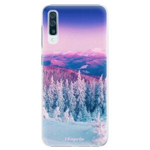 Plastové pouzdro iSaprio - Winter 01 - Samsung Galaxy A50