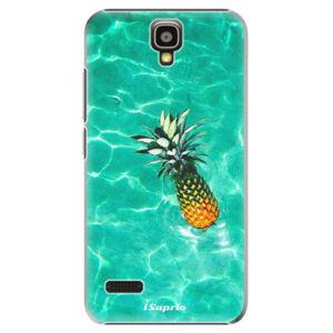 Plastové pouzdro iSaprio - Pineapple 10 - Huawei Ascend Y5