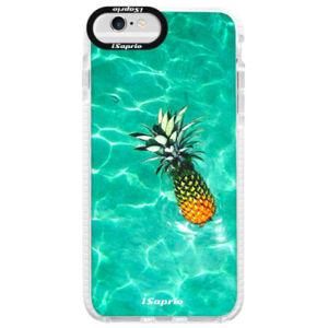 Silikonové pouzdro Bumper iSaprio - Pineapple 10 - iPhone 6/6S