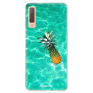 Odolné silikonové pouzdro iSaprio - Pineapple 10 - Samsung Galaxy A7 (2018)