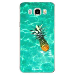 Odolné silikonové pouzdro iSaprio - Pineapple 10 - Samsung Galaxy J5 2016