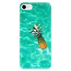 Odolné silikonové pouzdro iSaprio - Pineapple 10 - iPhone SE 2020