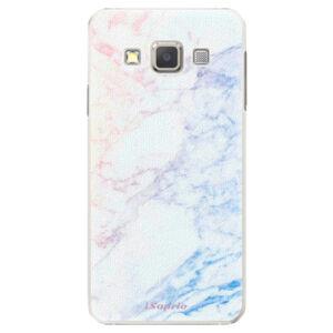 Plastové pouzdro iSaprio - Raibow Marble 10 - Samsung Galaxy A5