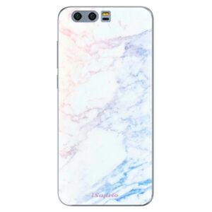 Silikonové pouzdro iSaprio - Raibow Marble 10 - Huawei Honor 9