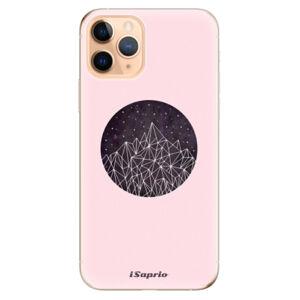 Odolné silikonové pouzdro iSaprio - Digital Mountains 10 - iPhone 11 Pro