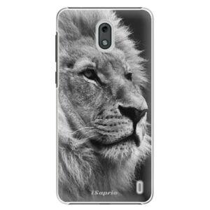 Plastové pouzdro iSaprio - Lion 10 - Nokia 2