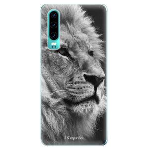 Odolné silikonové pouzdro iSaprio - Lion 10 - Huawei P30