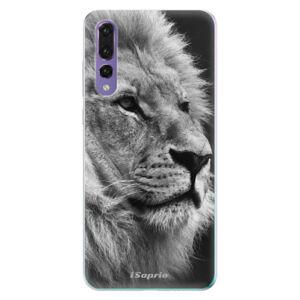 Odolné silikonové pouzdro iSaprio - Lion 10 - Huawei P20 Pro