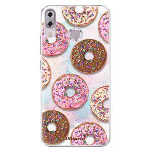 Plastové pouzdro iSaprio - Donuts 11 - Asus ZenFone 5 ZE620KL
