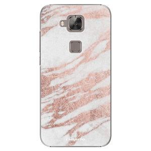 Plastové pouzdro iSaprio - RoseGold 10 - Huawei Ascend G8