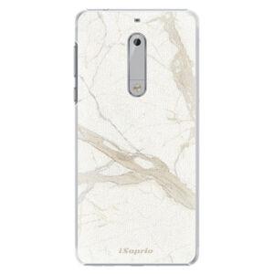 Plastové pouzdro iSaprio - Marble 12 - Nokia 5