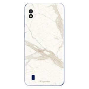 Odolné silikonové pouzdro iSaprio - Marble 12 - Samsung Galaxy A10