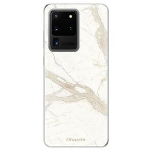Odolné silikonové pouzdro iSaprio - Marble 12 - Samsung Galaxy S20 Ultra