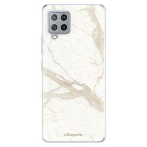 Odolné silikonové pouzdro iSaprio - Marble 12 - Samsung Galaxy A42