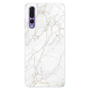 Silikonové pouzdro iSaprio - GoldMarble 13 - Huawei P20 Pro