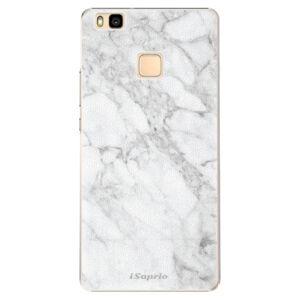 Plastové pouzdro iSaprio - SilverMarble 14 - Huawei Ascend P9 Lite