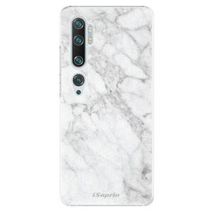 Plastové pouzdro iSaprio - SilverMarble 14 - Xiaomi Mi Note 10 / Note 10 Pro