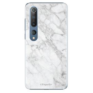 Plastové pouzdro iSaprio - SilverMarble 14 - Xiaomi Mi 10 / Mi 10 Pro