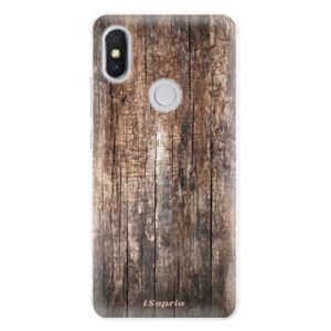 Silikonové pouzdro iSaprio - Wood 11 - Xiaomi Redmi S2