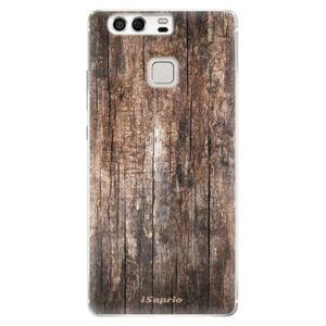 Silikonové pouzdro iSaprio - Wood 11 - Huawei P9