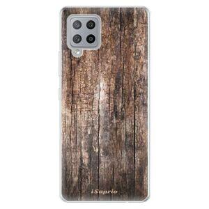 Odolné silikonové pouzdro iSaprio - Wood 11 - Samsung Galaxy A42