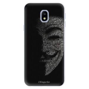 Silikonové pouzdro iSaprio - Vendeta 10 - Samsung Galaxy J3 2017