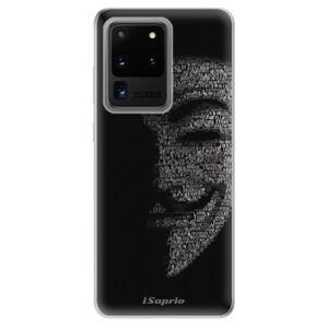 Odolné silikonové pouzdro iSaprio - Vendeta 10 - Samsung Galaxy S20 Ultra
