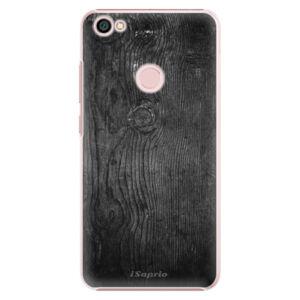 Plastové pouzdro iSaprio - Black Wood 13 - Xiaomi Redmi Note 5A / 5A Prime