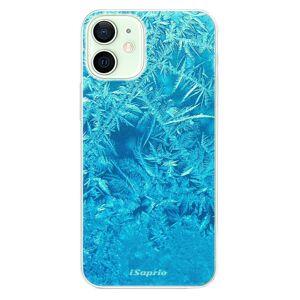 Odolné silikonové pouzdro iSaprio - Ice 01 - iPhone 12 mini