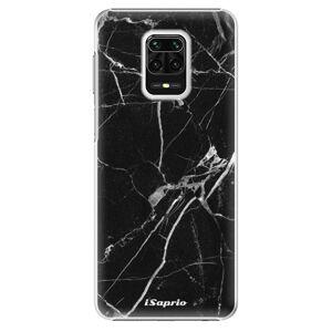 Plastové pouzdro iSaprio - Black Marble 18 - Xiaomi Redmi Note 9 Pro / Note 9S